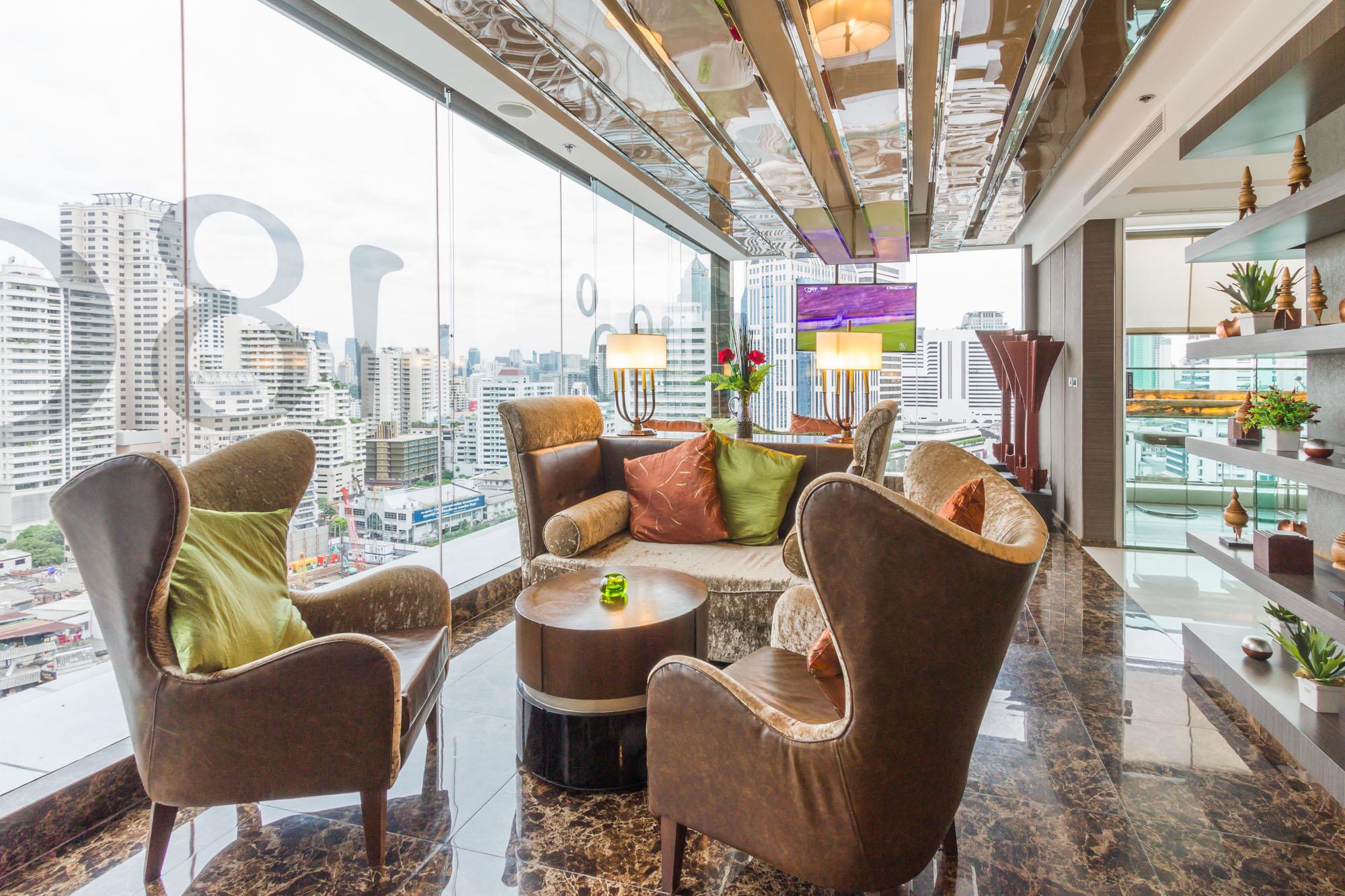 180 Sky Lounge โรงแรมแกรนด์สวิส สุขุมวิท 11  180 Sky Lounge โรงแรมแกรนด์สวิส สุขุมวิท 11 IMG 7720