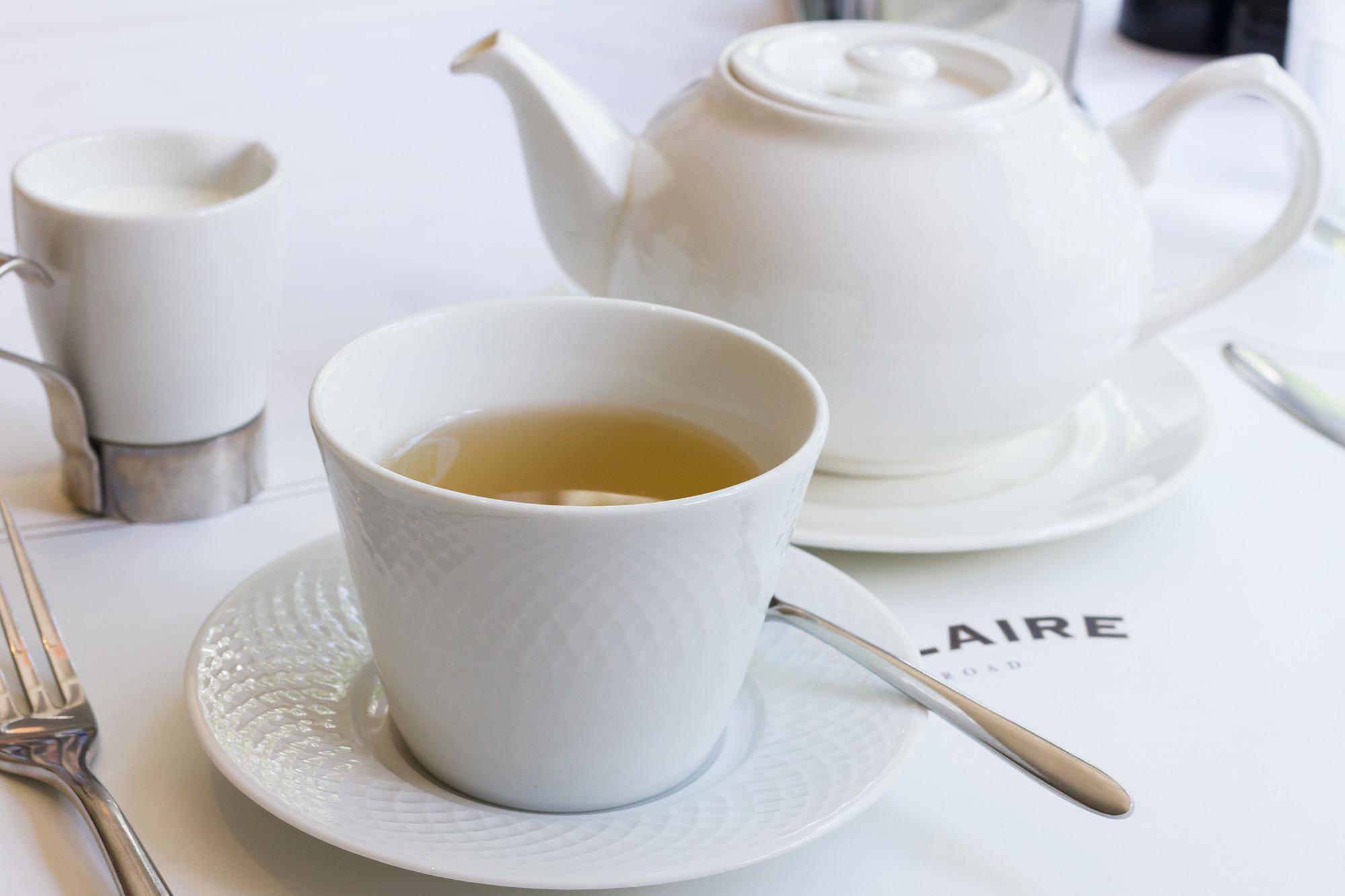 After Noon Tea Oriental Residence Hotel  Cafe Claire คาเฟ่แคลร์ โรงแรมโอเรียนเต็ล เรสซิเดนซ์ กรุงเทพฯ IMG 8251