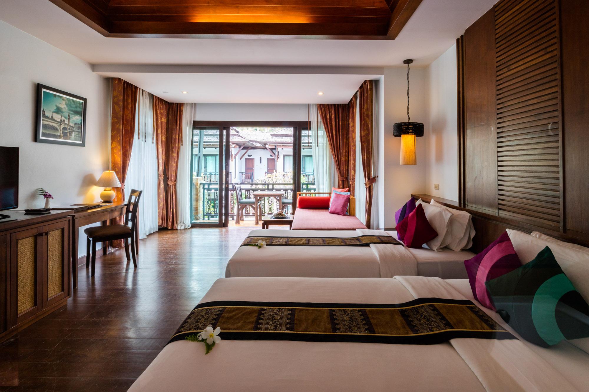 ไร่เลย์ วิลเลจ รีสอร์ท(Railay Village Resort)  ไร่เลย์ วิลเลจ รีสอร์ท แอนด์ สปา Railay Village Resort กระบี่ IMG 8950
