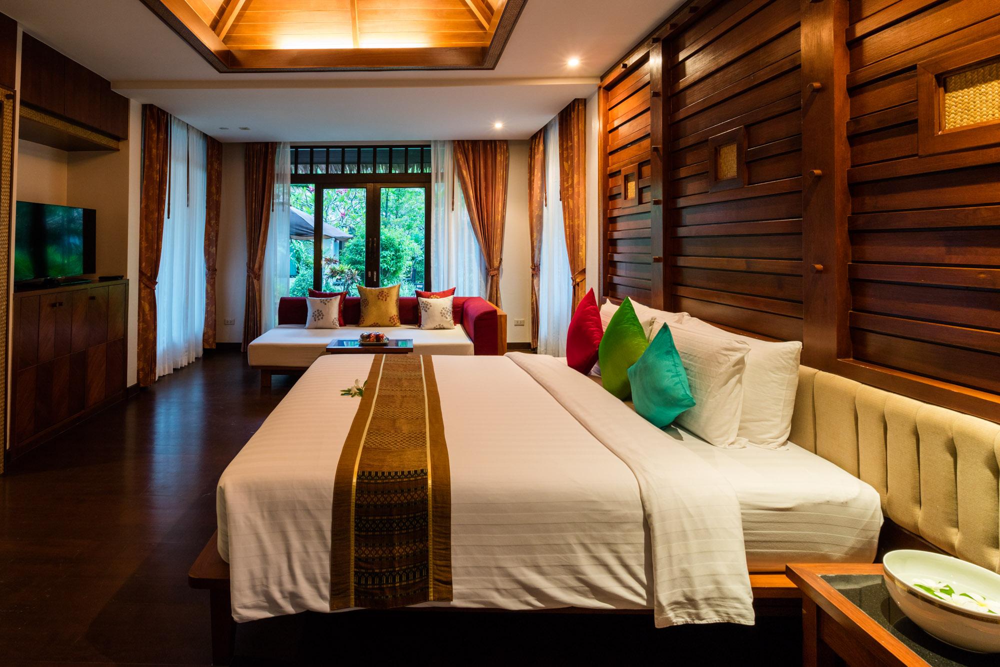Halal Hotel Review Krabi  ไร่เลย์ วิลเลจ รีสอร์ท แอนด์ สปา Railay Village Resort กระบี่ IMG 9159
