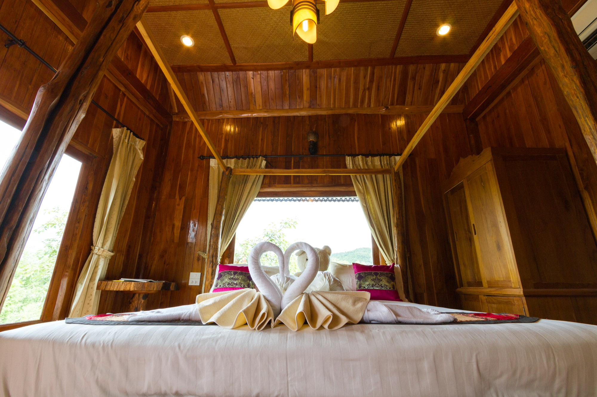Mokfahsai Resort หมอกฟ้าใส รีสอร์ท  หมอกฟ้าใสรีสอร์ท Swiss Zealand แห่งเดียวบนเนินเขาแม่สอด IMG 9209