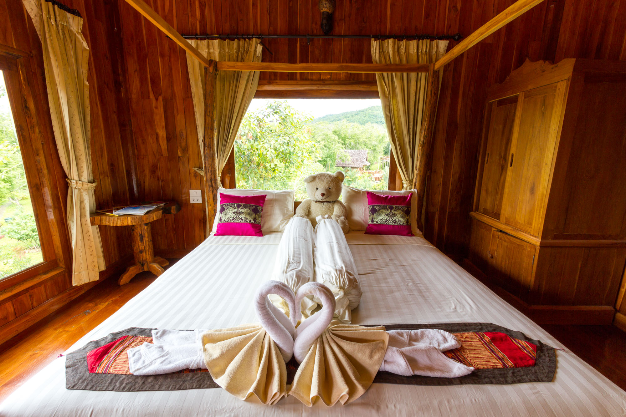 Mokfahsai Resort หมอกฟ้าใสรีสอร์ท  หมอกฟ้าใสรีสอร์ท Swiss Zealand แห่งเดียวบนเนินเขาแม่สอด IMG 9214
