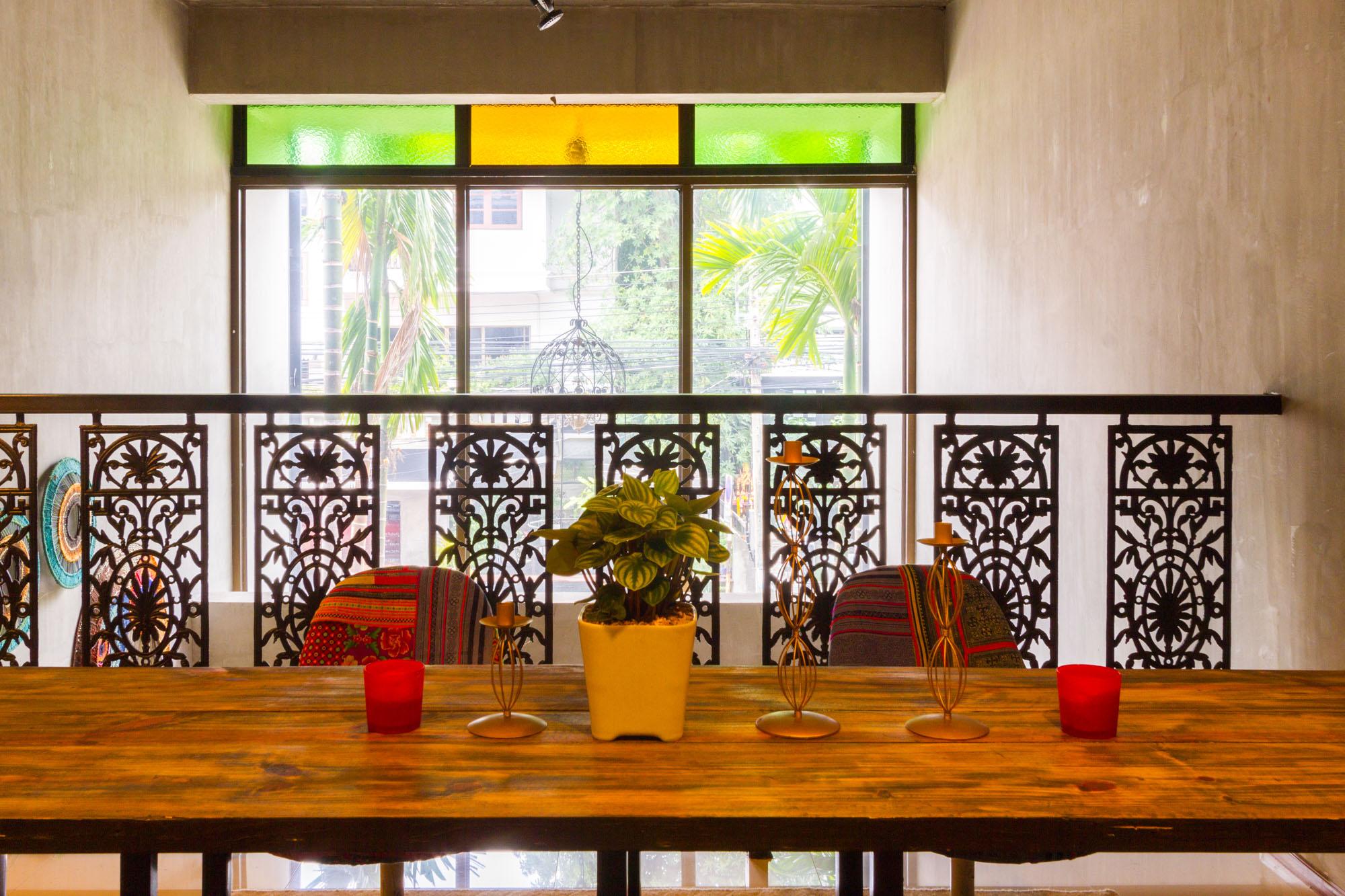 รีวิวรีสอร์ท ระดับลักชัวรี่ โรงแรมย่านนิมมาน เชียงใหม่  โรงแรมเชียงใหม่ ไชโย Chiangmai Chaiyo นิมมานเหมินท์ ซอย 5 IMG 9714