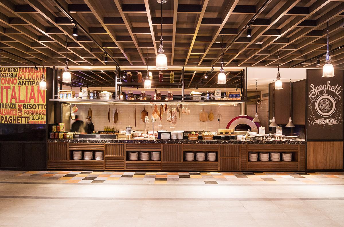 Amaya Food Gallery Amari Watergate Bangkok Hotel  อมาญา ฟู้ด แกลเลอรี่ โรงแรม Amari Watergate Bangkok IMG 4278