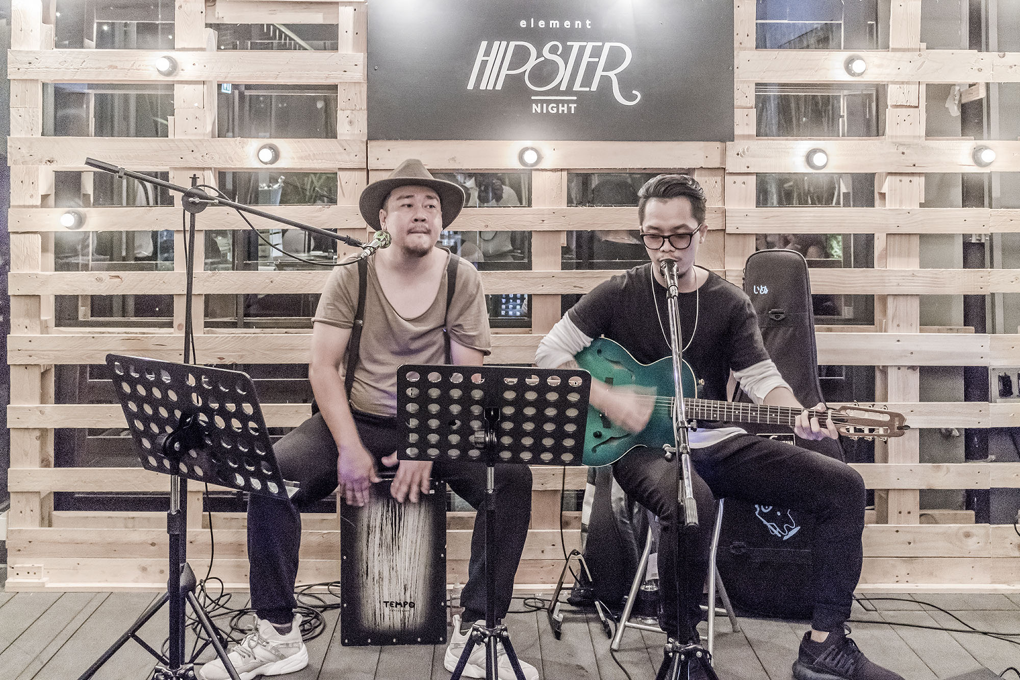 Hipster Night Amara Bangkok Hotel  Hipster Night Amara Bangkok Hotel IMG 7958