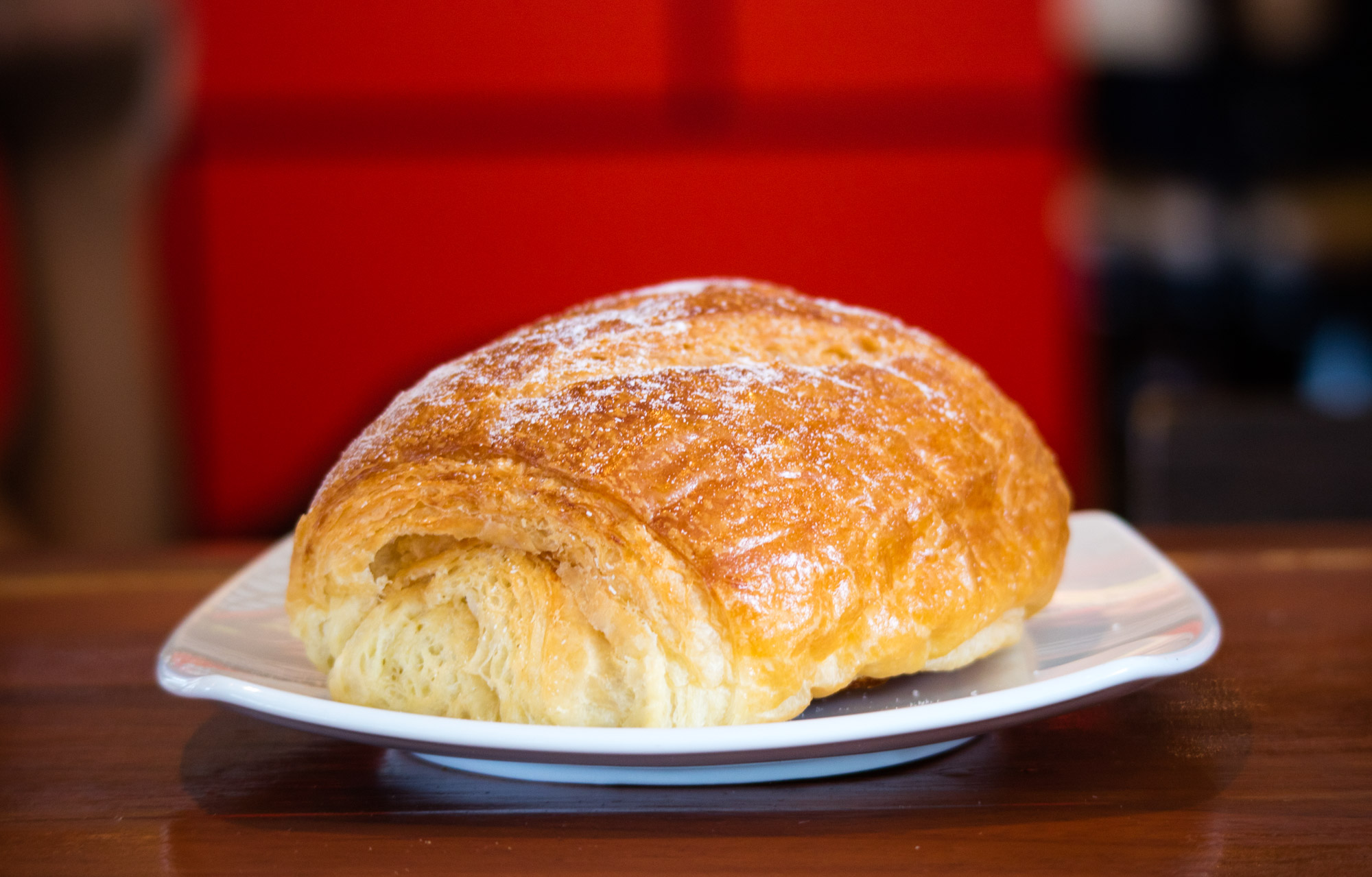 Chocolat Croissant   ร้านอาหารแนะนำ ในอาคารผู้โดยสารขาออกระหว่างประเทศ ท่าอากาศยานภูเก็ต IMG 8251
