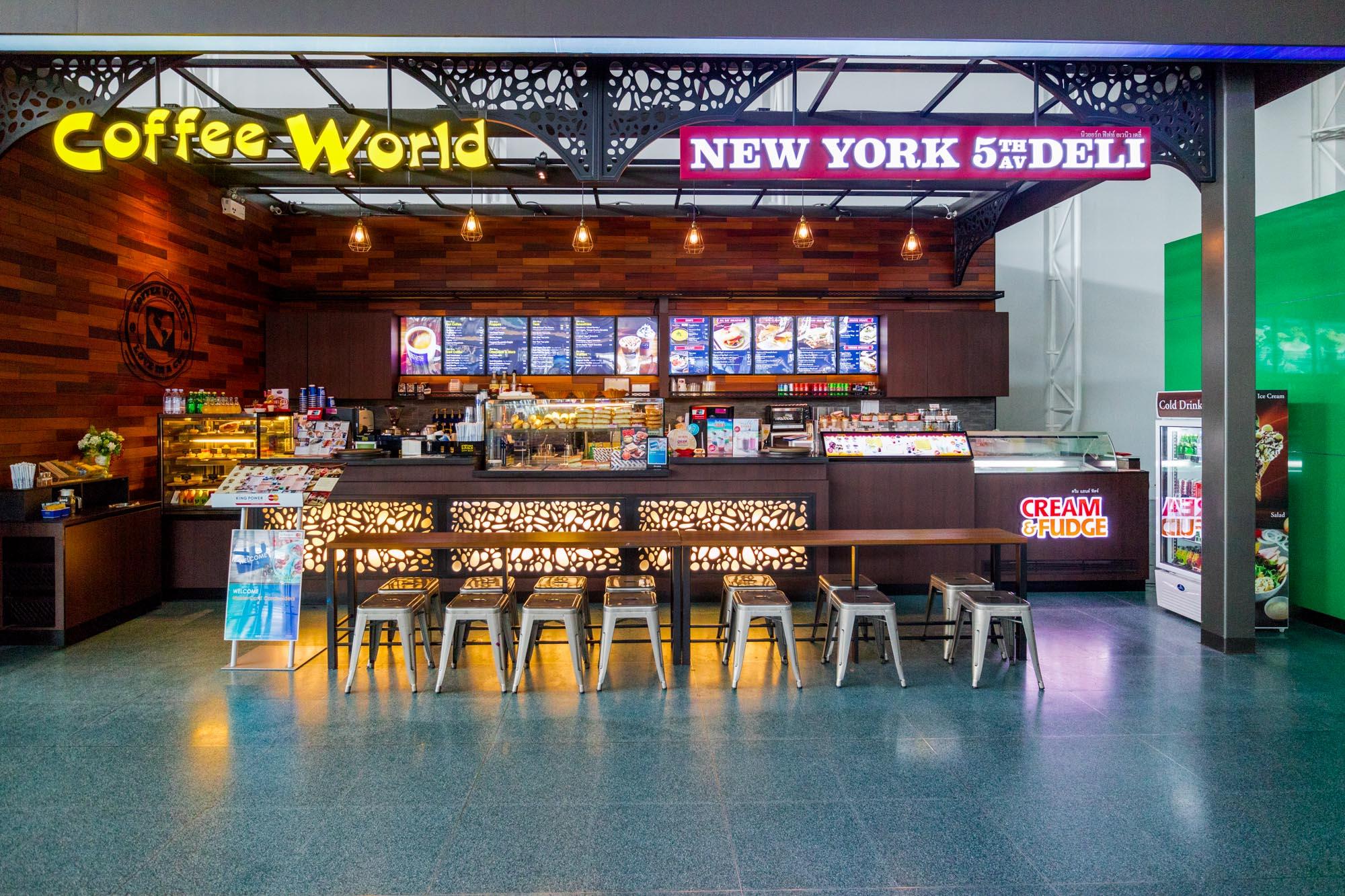 ท่าอากาศยานภูเก็ต  ร้านอาหารแนะนำ ในอาคารผู้โดยสารขาออกระหว่างประเทศ ท่าอากาศยานภูเก็ต IMG 8321
