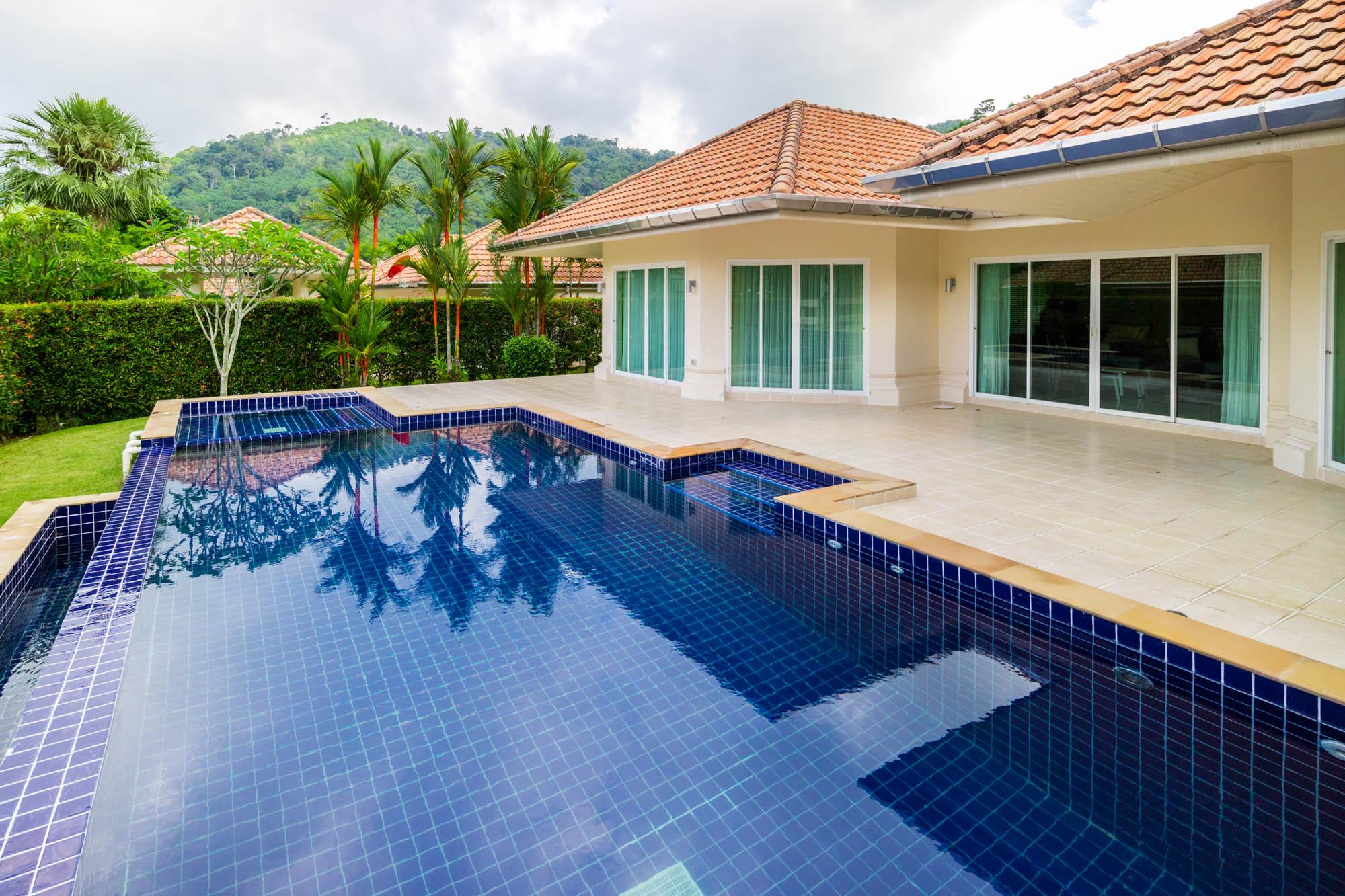 ทินิดี กอล์ฟ รีสอร์ท Tinidee Golf Resort Phuket  Tinidee Phuket ทินิดี กอล์ฟ รีสอร์ท แอท ภูเก็ต IMG 8433