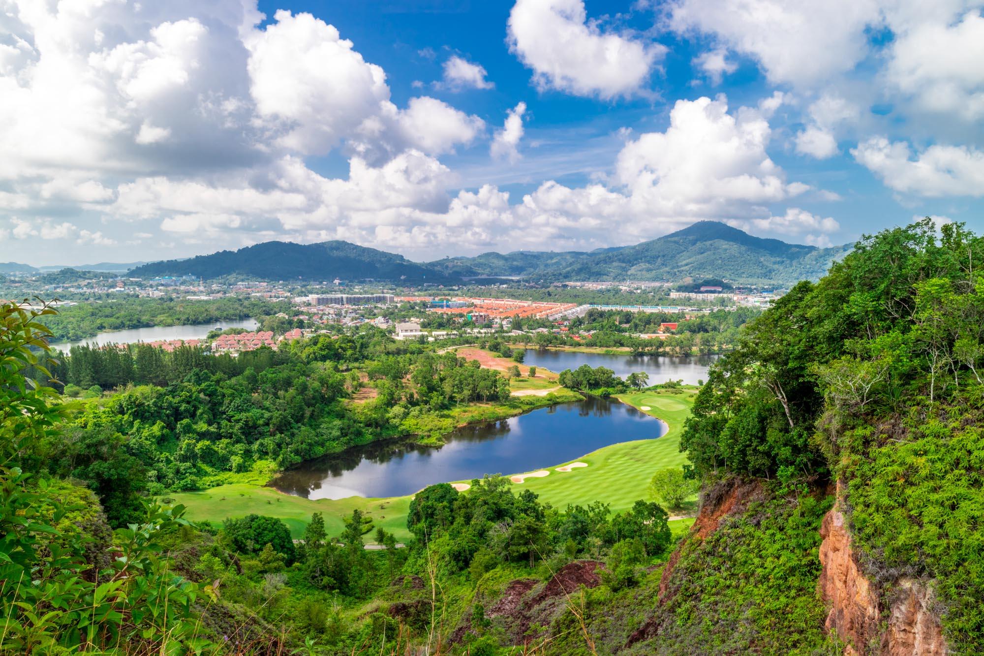 ทินิดี กอล์ฟ รีสอร์ท Tinidee Golf Resort Phuket  Tinidee Phuket ทินิดี กอล์ฟ รีสอร์ท แอท ภูเก็ต IMG 8454