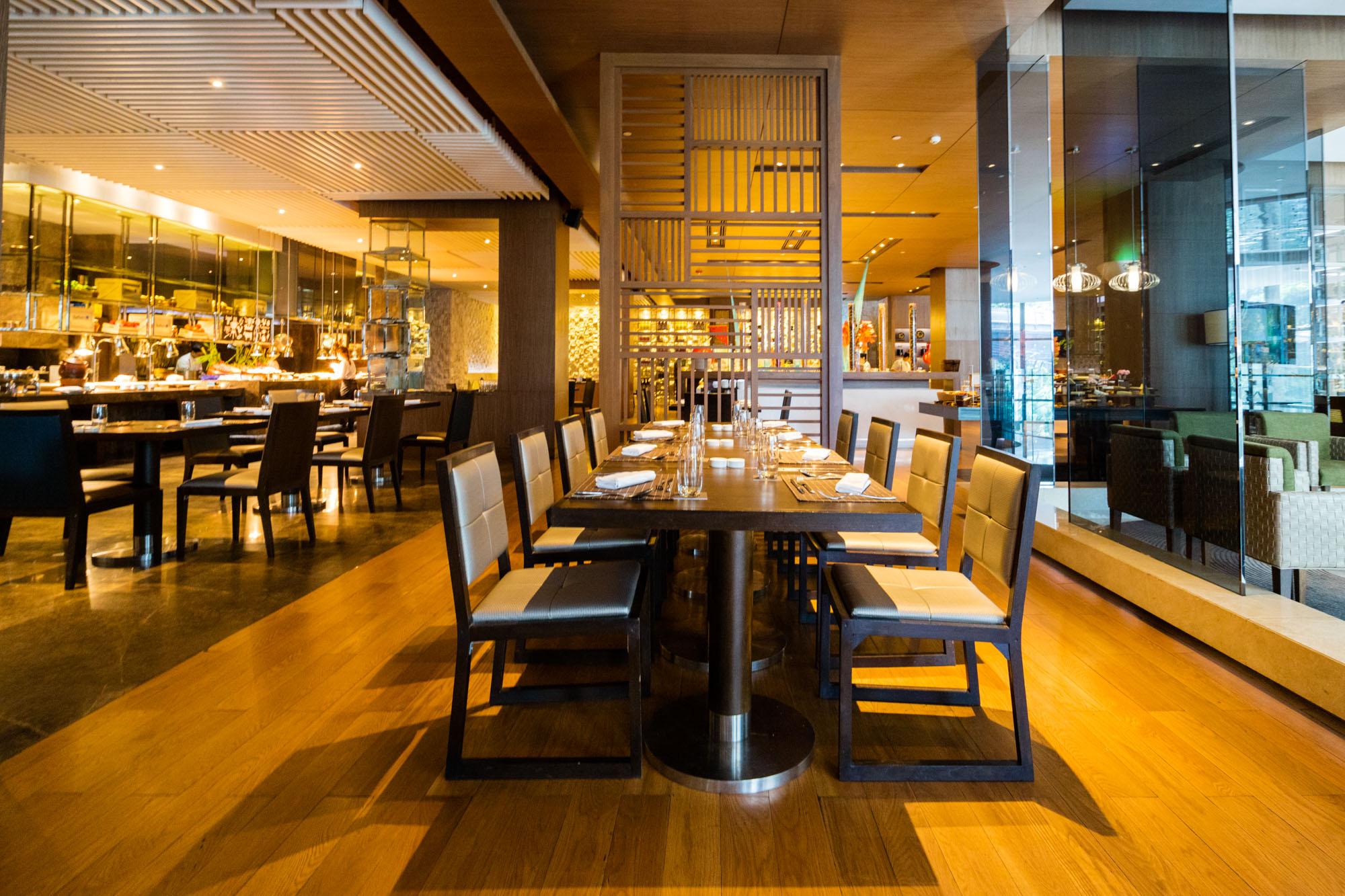 บุฟเฟ่ต์ Big Blu Sunday Brunch ห้องอาหาร Twenty-Seven Bites โรงแรม Radisson Blu Plaza Bangkok  บุฟเฟ่ต์ Big Blu Sunday Brunch ห้องอาหาร Twenty-Seven Bites โรงแรม Radisson Blu Plaza Bangkok IMG 5989