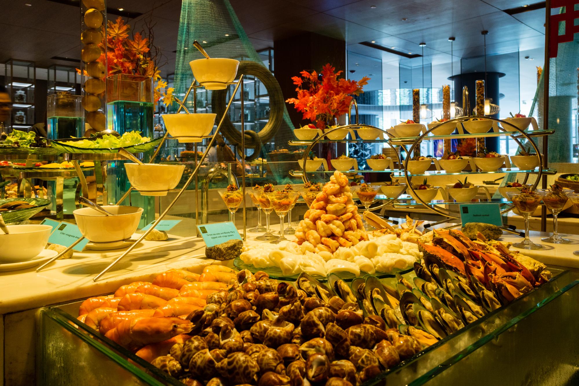 บุฟเฟ่ต์ Big Blu Sunday Brunch ห้องอาหาร Twenty-Seven Bites โรงแรม Radisson Blu Plaza Bangkok  บุฟเฟ่ต์ Big Blu Sunday Brunch ห้องอาหาร Twenty-Seven Bites โรงแรม Radisson Blu Plaza Bangkok IMG 6115