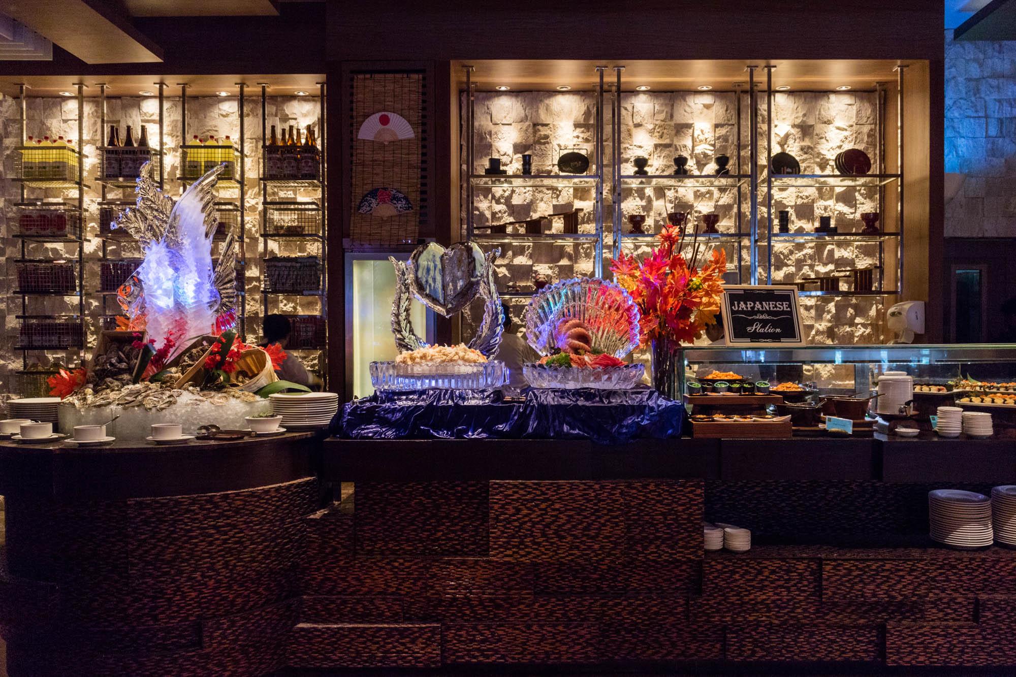 บุฟเฟ่ต์ Big Blu Sunday Brunch ห้องอาหาร Twenty-Seven Bites โรงแรม Radisson Blu Plaza Bangkok  บุฟเฟ่ต์ Big Blu Sunday Brunch ห้องอาหาร Twenty-Seven Bites โรงแรม Radisson Blu Plaza Bangkok IMG 6118