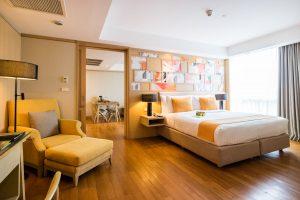 Amari Residences Bangkok - Luxury Serviced Residences  โรงแรม อมารี เรสซิเดนซ์ กรุงเทพฯ Amari Residences Bangkok IMG 6650 300x200