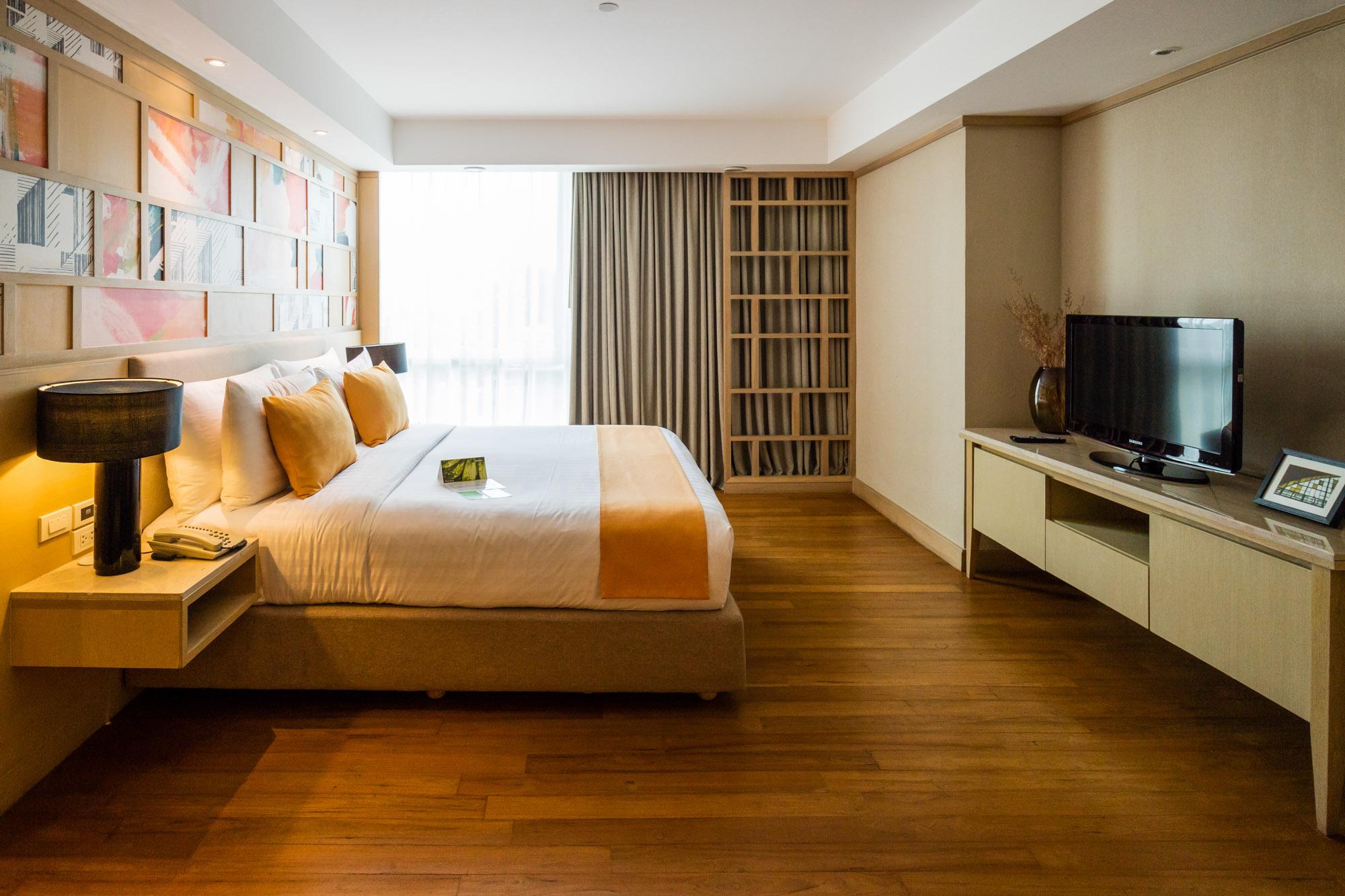 Amari Residences Bangkok - Luxury Serviced Residences  โรงแรม อมารี เรสซิเดนซ์ กรุงเทพฯ Amari Residences Bangkok IMG 6656