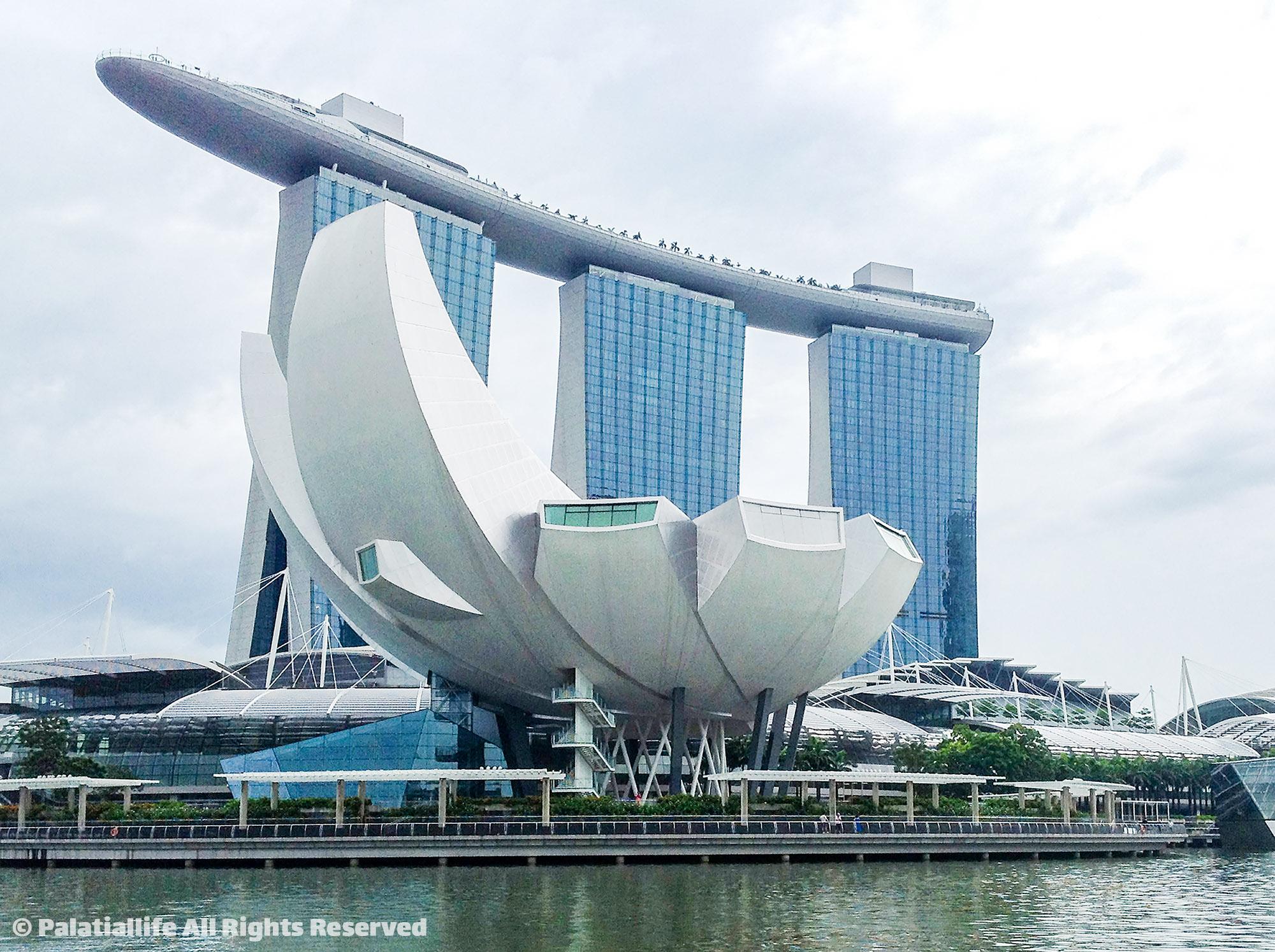 มาริน่า เบย์ แซนด์ Marina Bay Sands  สิงคโปร์ เที่ยวเตร็ดเตร่ไปตาม 5 ย่านยอดฮิตที่ไม่ควรพลาด IMG 2994