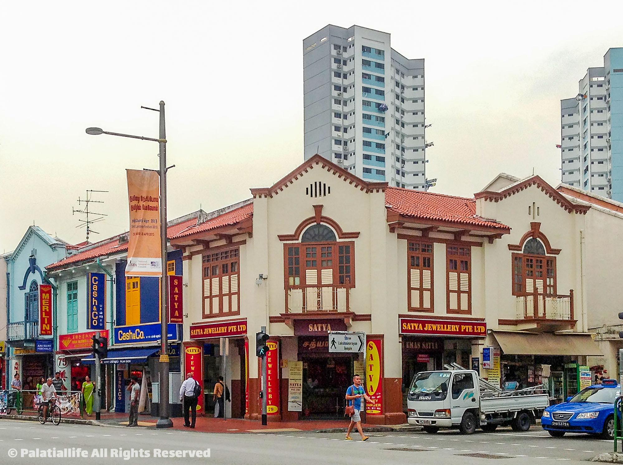 ย่านลิตเติ้ลอินเดีย Little India สิงคโปร์  สิงคโปร์ เที่ยวเตร็ดเตร่ไปตาม 5 ย่านยอดฮิตที่ไม่ควรพลาด IMG 3354