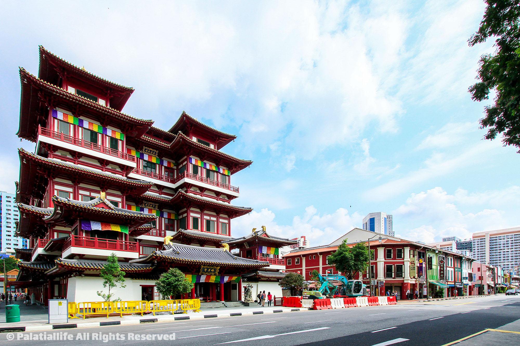ดพระธาตุเขี้ยวแก้ว (Buddha Tooth Relic Temple)  สิงคโปร์ เที่ยวเตร็ดเตร่ไปตาม 5 ย่านยอดฮิตที่ไม่ควรพลาด IMG 9498