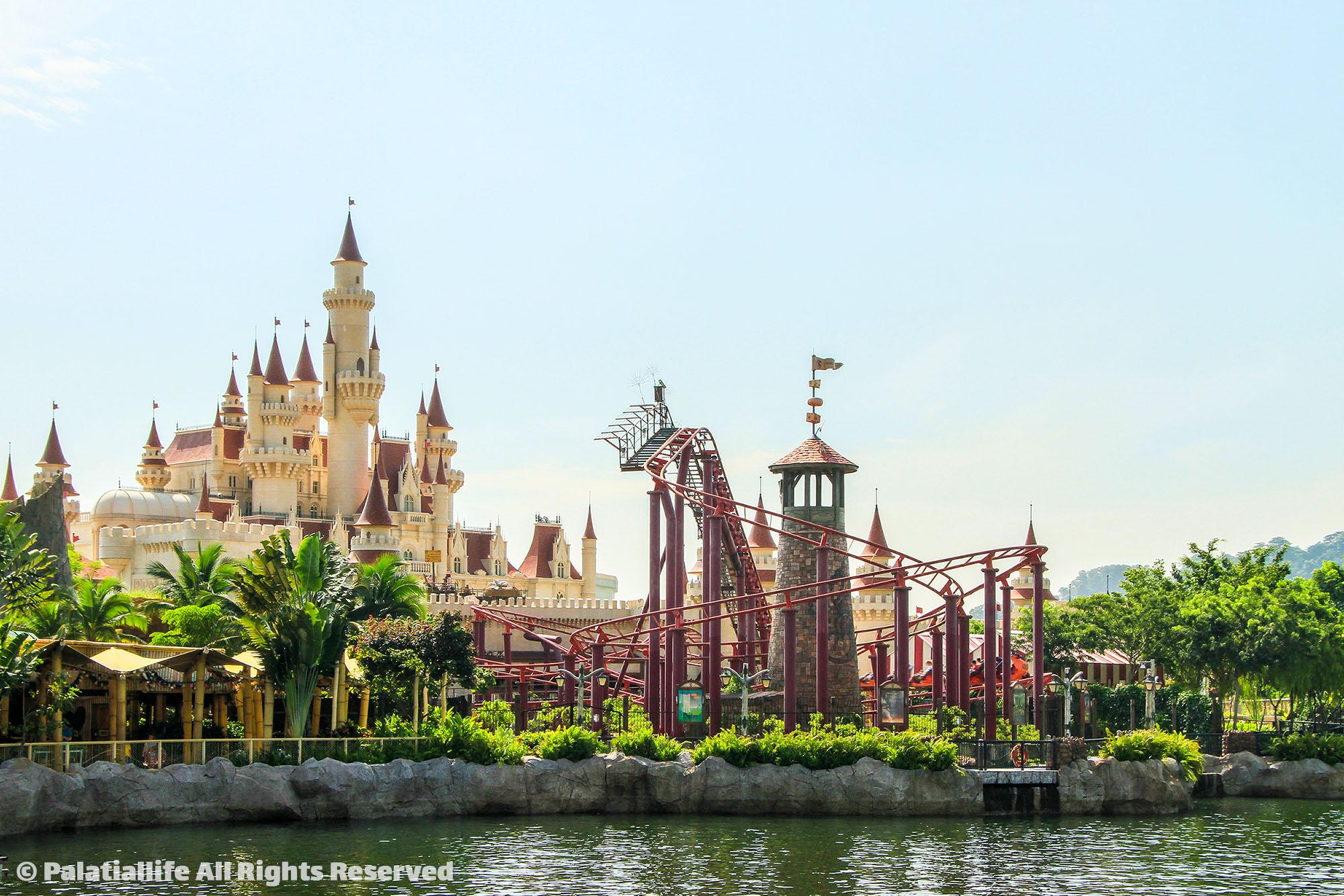 ยูนิเวอร์แซล สตูดิโอ Universal Studios  สิงคโปร์ เที่ยวเตร็ดเตร่ไปตาม 5 ย่านยอดฮิตที่ไม่ควรพลาด IMG 9743