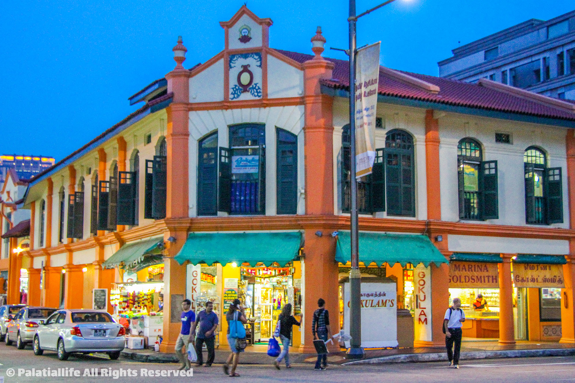 ตลาดเต็กก้าเซ็นเตอร์ ลิตเติ้ลอินเดีย Little India สิงคโปร์  สิงคโปร์ เที่ยวเตร็ดเตร่ไปตาม 5 ย่านยอดฮิตที่ไม่ควรพลาด IMG 9871
