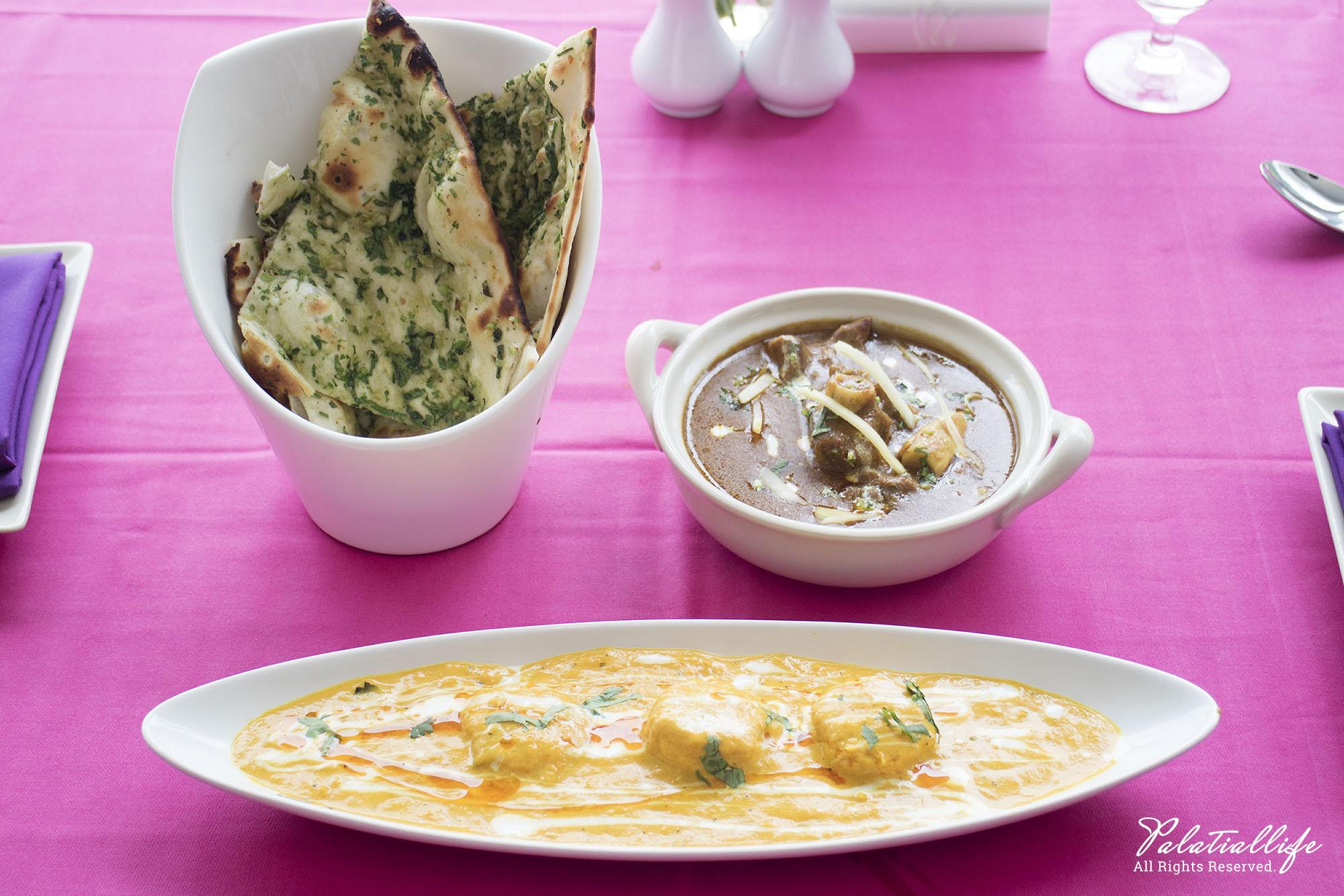 Lucknovi Paneer Lababdar  Coco's Cafe โรงแรม Bangkok Hotel Lotus Sukhumvit ชวนไปลิ้มลองอาหารอินเดียพิเศษ IMG 0151