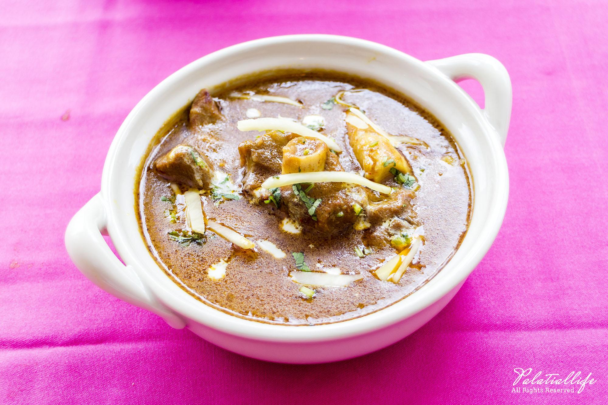 Nihari Gosht  Coco's Cafe โรงแรม Bangkok Hotel Lotus Sukhumvit ชวนไปลิ้มลองอาหารอินเดียพิเศษ IMG 0159