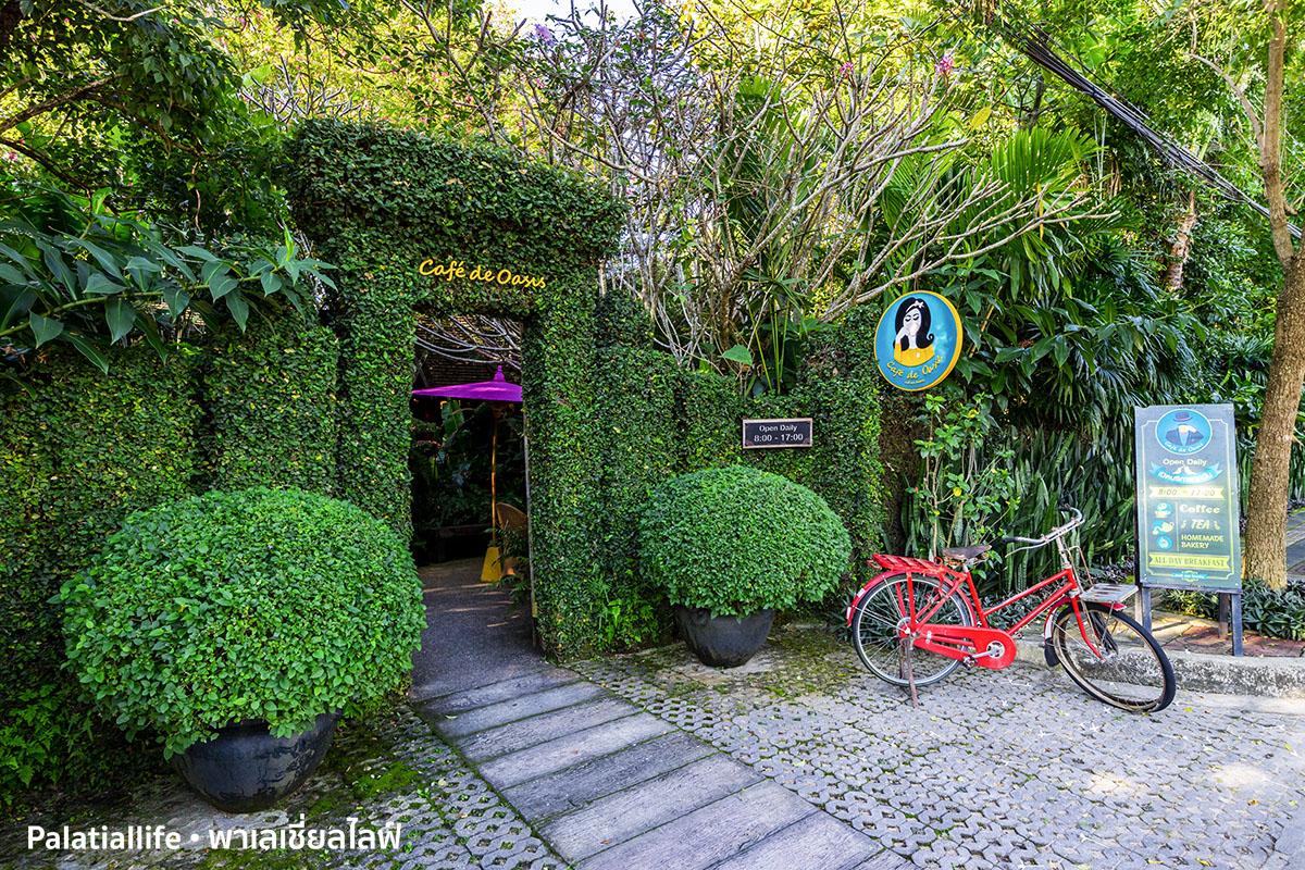 คาเฟ่ ดิ โอเอซิส Cafe De Oasis  คาเฟ่ ดิ โอเอซิส Cafe De Oasis ร้านกาแฟสวย ชวนชิลล์ เชียงใหม่ IMG 0342