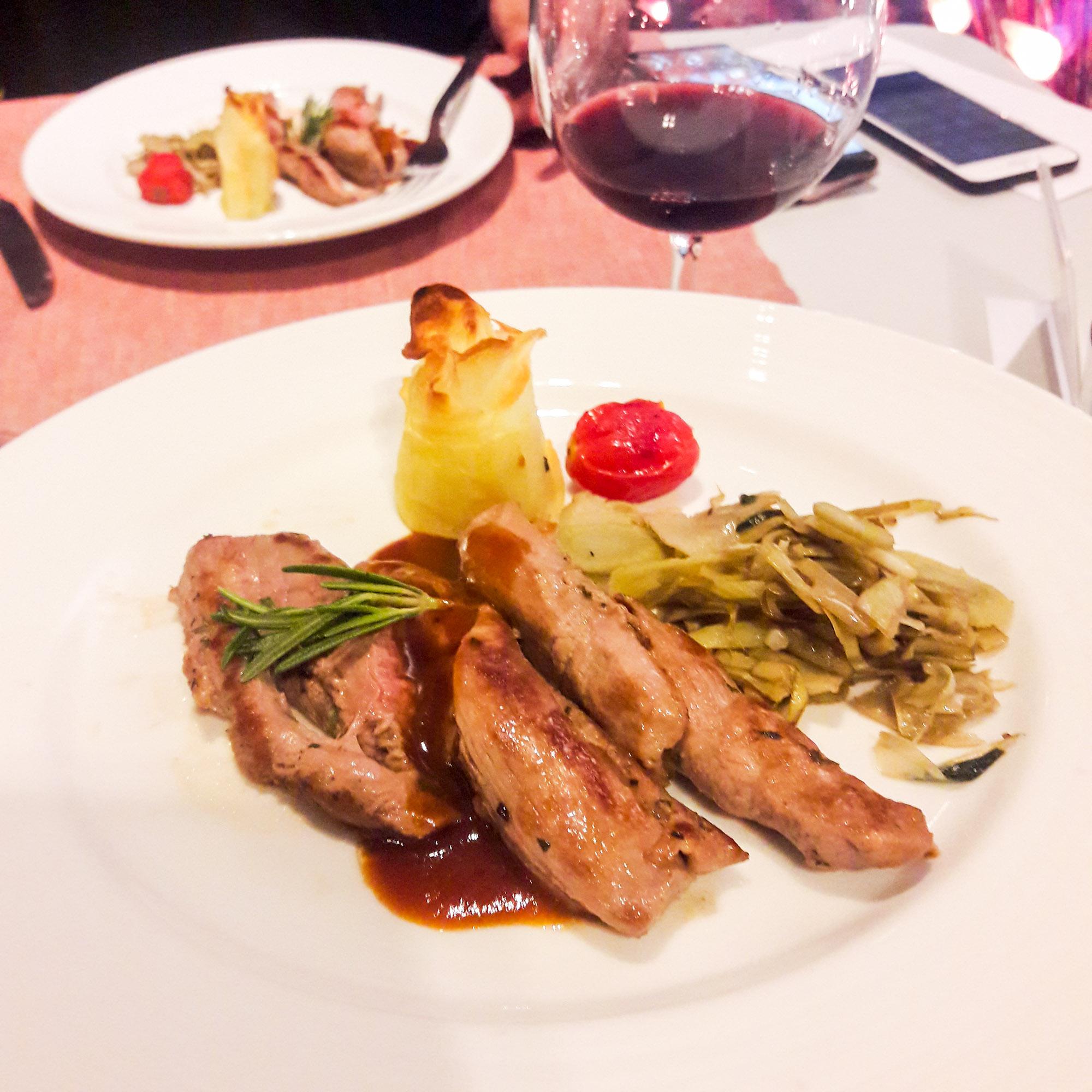 Calderazzo on 31 สุขุมวิท ร้านอาหารอิตาเลี่ยน  Calderazzo on 31 อาหารอิตาเลี่ยนแท้ๆ จัดแพริ่งไวน์ และ Grand Opening 20180510 212611
