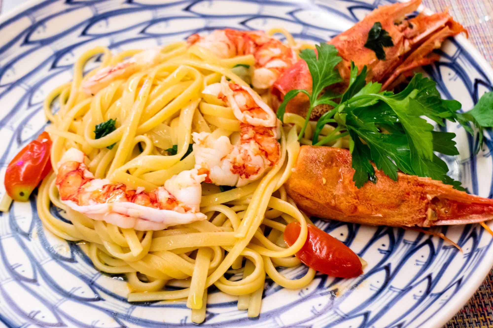 Gamberi Calderazzo on 31  Calderazzo on 31 ร้านอาหารอิตาเลี่ยนแท้ ย่านสุขุมวิท ที่แนะนำให้มาลอง p79b714jw4yBB3fqIkd o