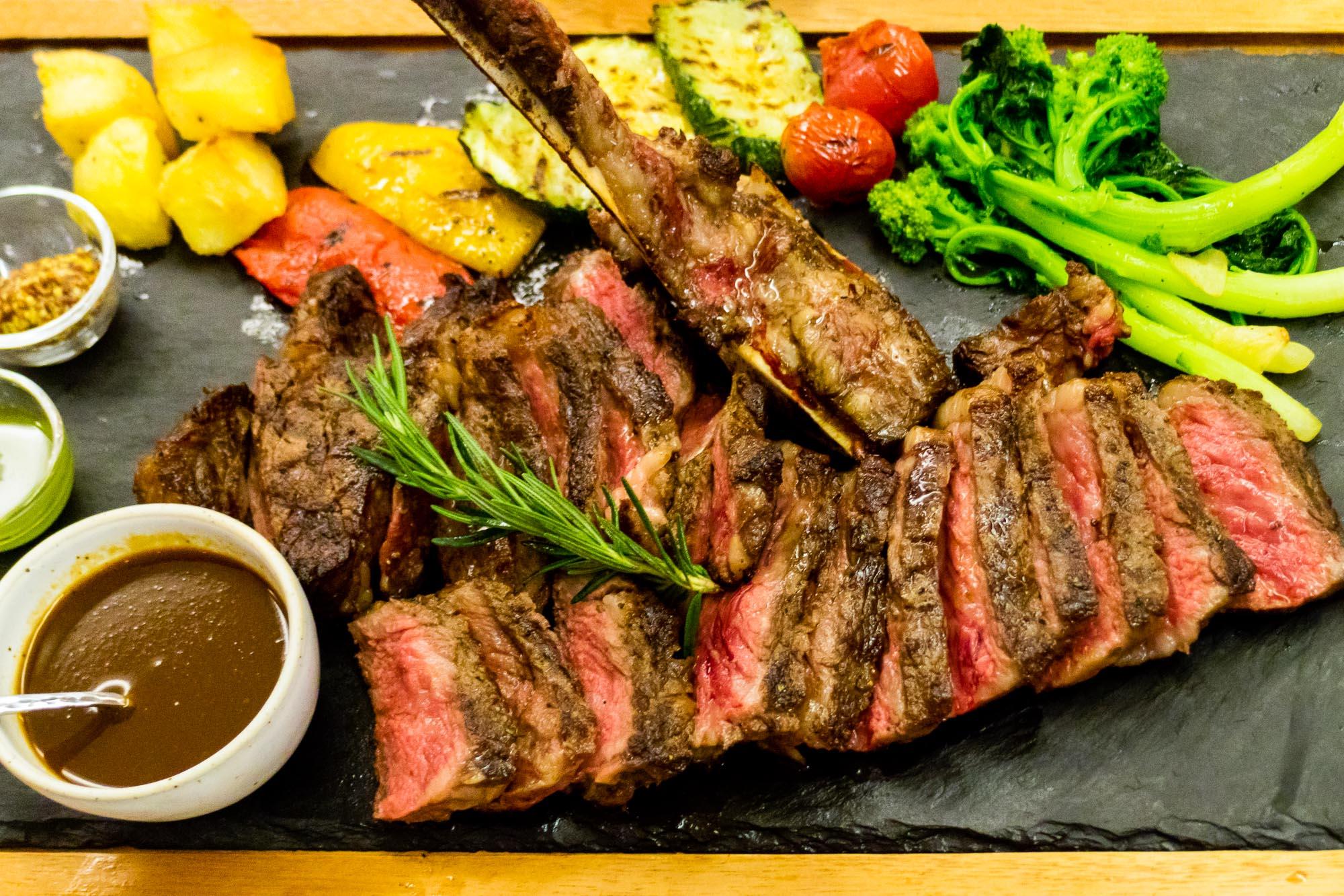 เทนเดอร์ริบอาย Calderazzo on 31  Calderazzo on 31 ร้านอาหารอิตาเลี่ยนแท้ ย่านสุขุมวิท ที่แนะนำให้มาลอง p79beb94ytoBc2A1bUx o