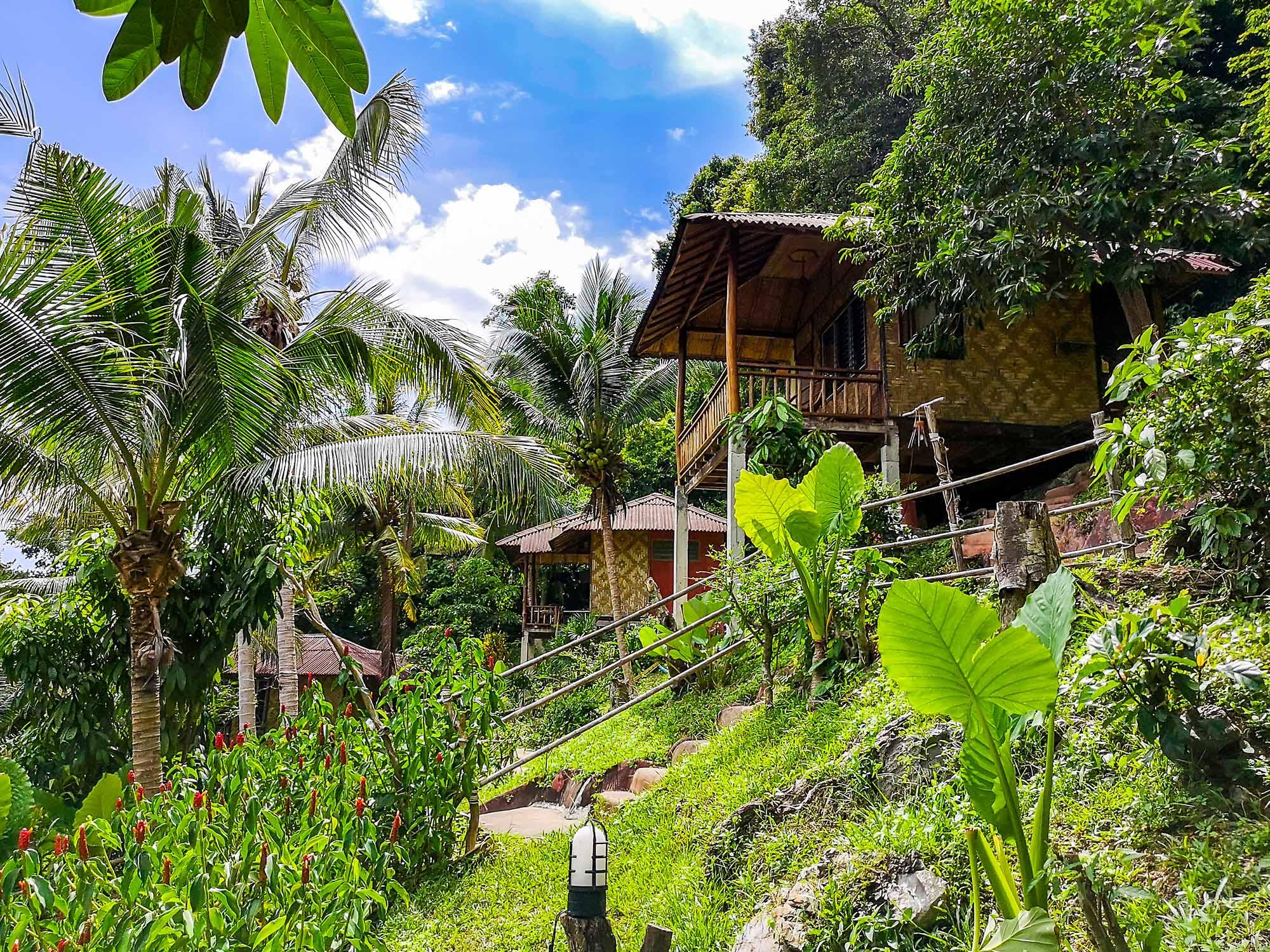 ไร่เลย์ การ์เดน วิว รีสอร์ท (Railay Garden View Resort)  ไร่เลย์ การ์เดน วิว รีสอร์ท (Railay Garden View Resort) IMG 20181010 135312