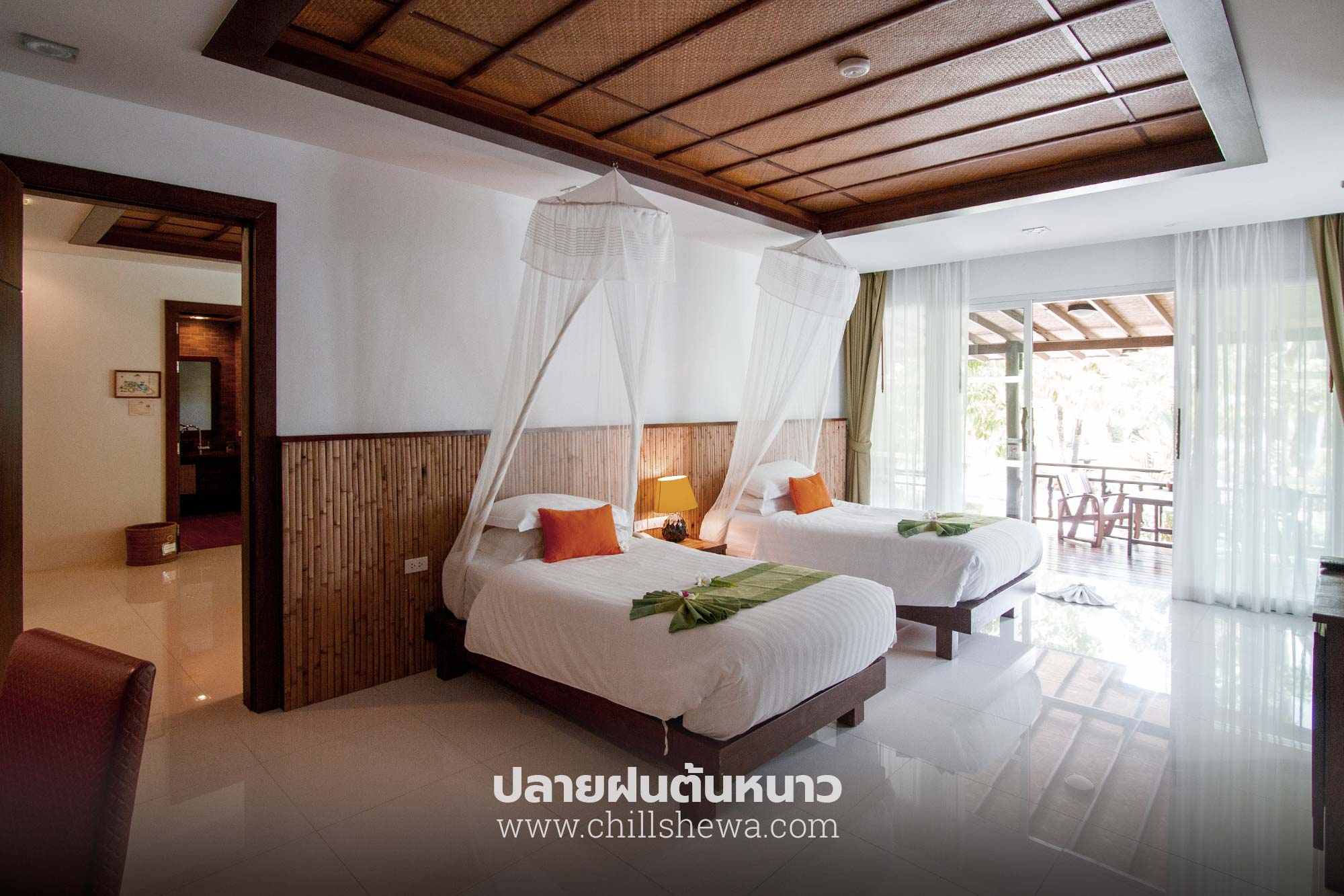 บ้านใสใน รีสอร์ท BAAN SAINAI RESORT  บ้านใสใน รีสอร์ท Ban Sainai Resort อ่าวนาง กระบี่                                                BAAN SAINAI RESORT 04