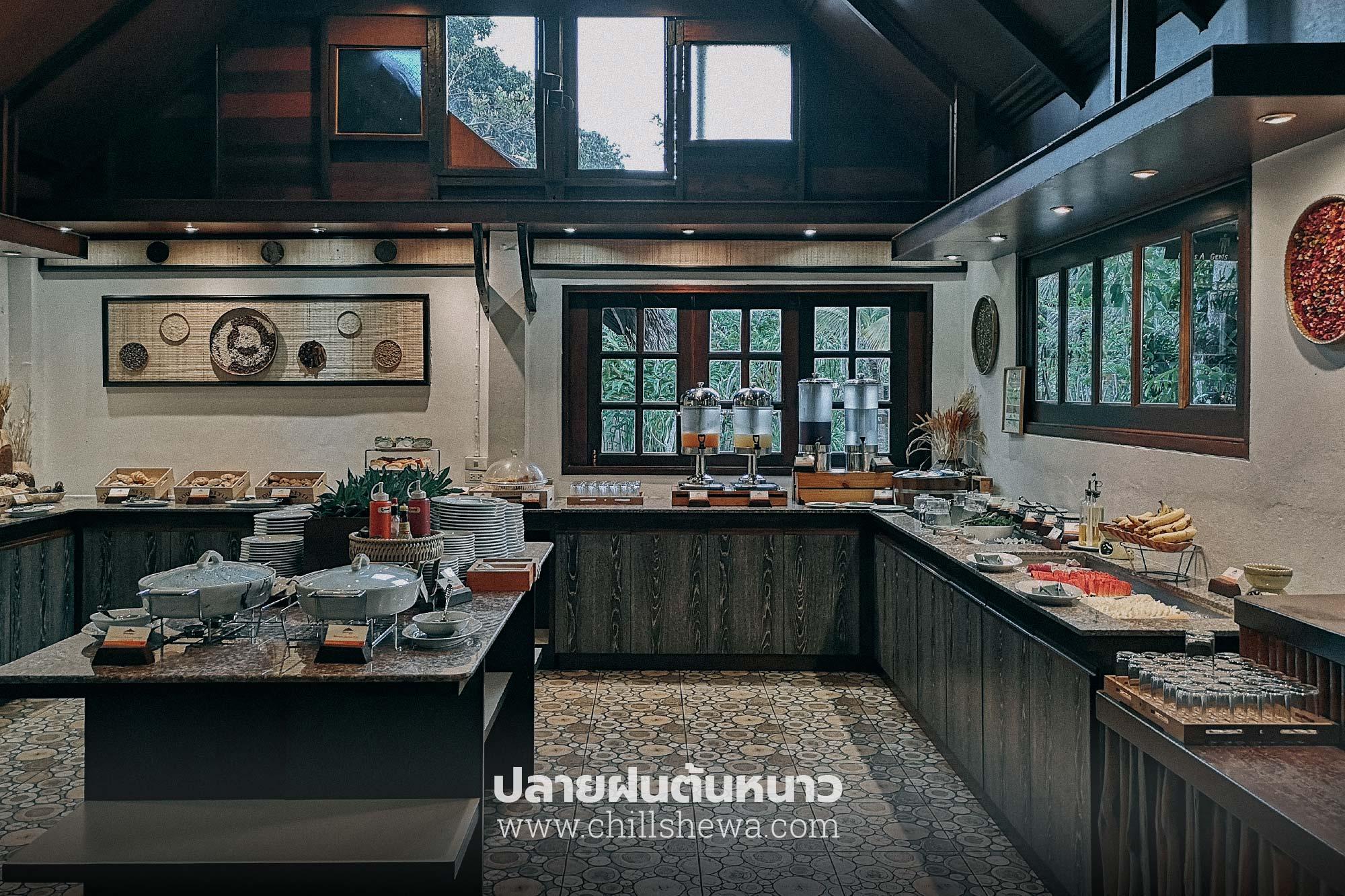 บ้านใสใน รีสอร์ท BAAN SAINAI RESORT  บ้านใสใน รีสอร์ท Ban Sainai Resort อ่าวนาง กระบี่                                                BAAN SAINAI RESORT 08