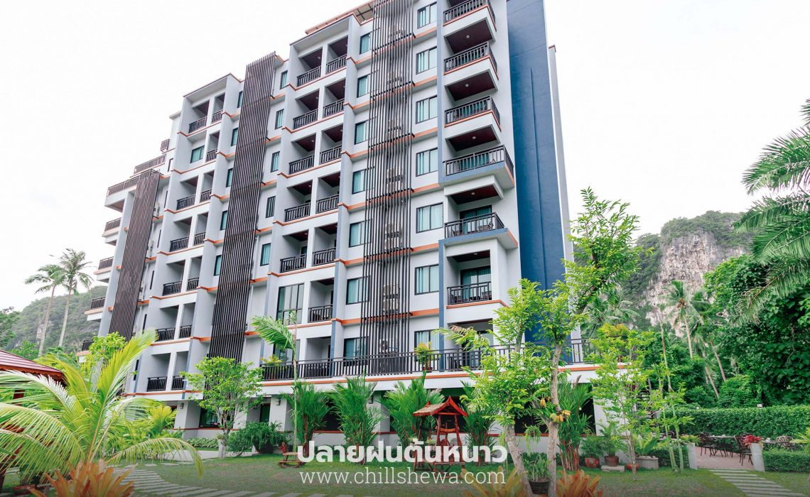 ANDAMA BREEZE RESORT AONANG KRABI อันดามัน บรีซ รีสอร์ท อ่าวนาง กระบี่ อันดามัน บรีซ รีสอร์ท Andaman Breeze Resort อ่าวนาง กระบี่ ANDAMA BREEZE 1140x700