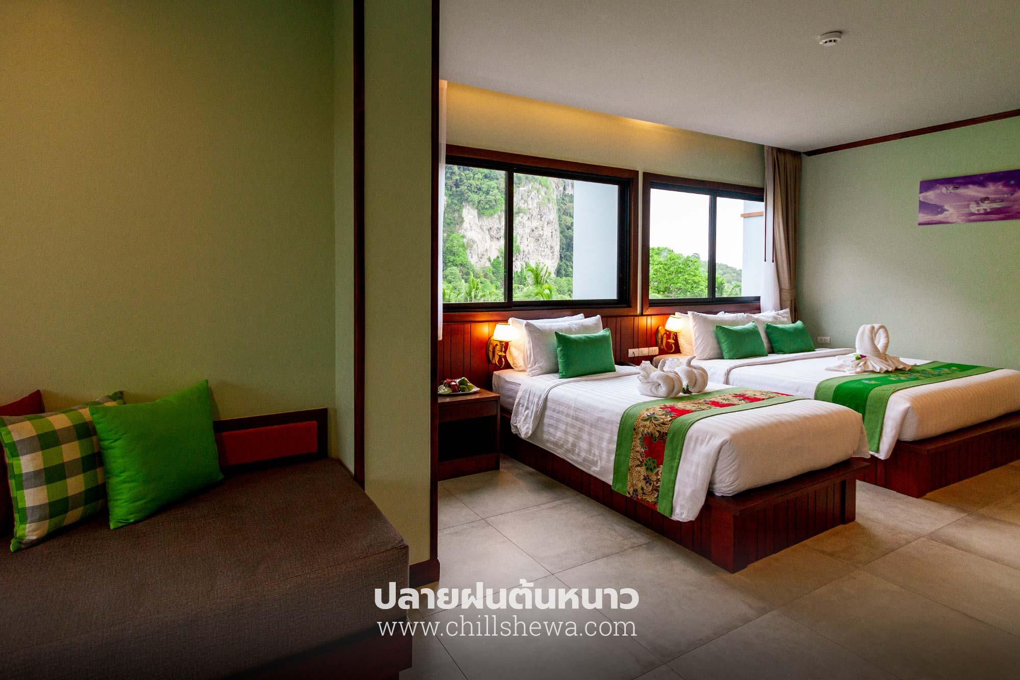 ANDAMAN BREEZE RESORT อันดามัน บรีซ รีสอร์ท อ่าวนาง กระบี่ อันดามัน บรีซ รีสอร์ท Andaman Breeze Resort อ่าวนาง กระบี่ ANDAMAN BREEZE RESORT 02